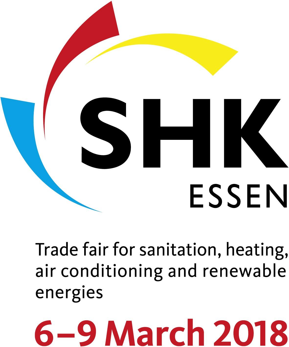Visit us at SHK Essen